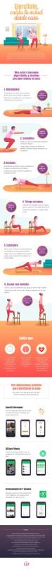 6 ejercicios súper fáciles y efectivos para hacer en casa - ejercicios-para-hacer-en-casa-infografia-74x800
