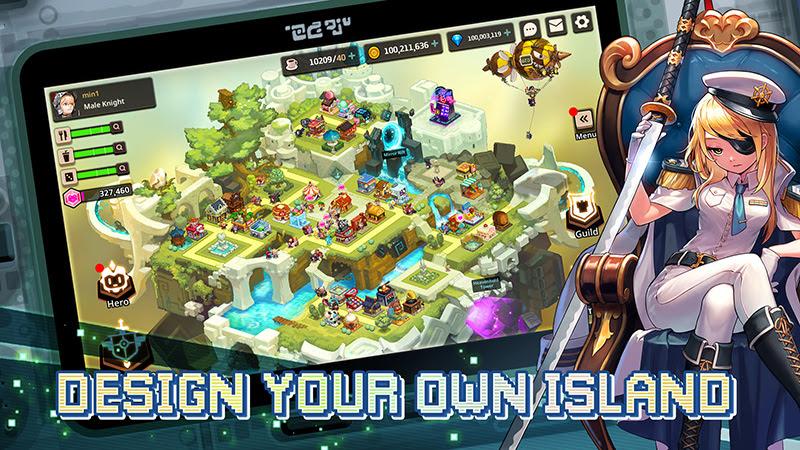 Guardian Tales, videojuego para móviles ¡ya disponible en App Store y Google Play! - guardian-tales-videojuego-para-moviles_1