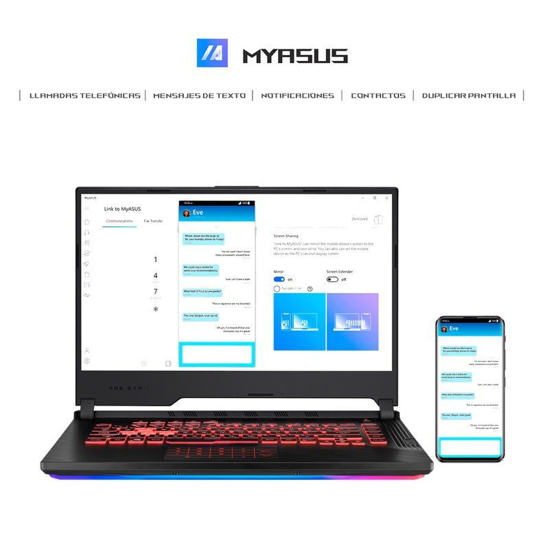 ROG Strix G531: Tu primera laptop Republic of Gamers - rog_strix_g531_asus_laptop