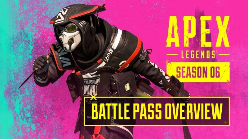 Temporada 6 de Apex Legends - A Tope ¡disponible mañana! - a-tope-800x450