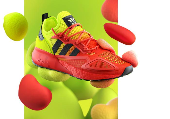 adidas Originals presenta el retorno de la serie A-ZX - adidas-zx-2k-boost