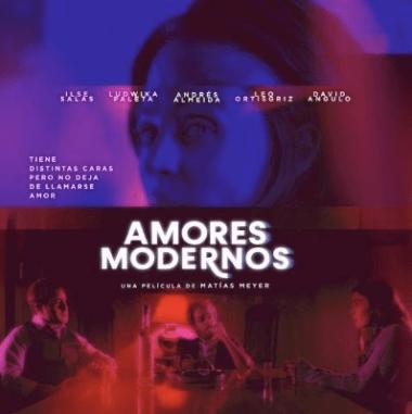 Cine Tonalá presenta su programación del 22 al 30 de agosto - amores-modernos