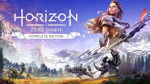 5 videojuegos para disfrutar al máximo en resolución 1080p con la tecnología de AMD - horizon-zero-dawn