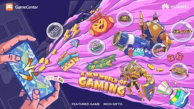 Huawei anuncia nuevo centro de juegos para sus dispositivos: Huawei GameCenter - huawei-gamecenter