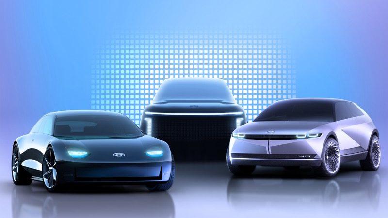 Hyundai anuncia la marca IONIQ dedicada a vehículos eléctricos (EV) - hyundai-ioniq-vehiculos-electricos-800x450