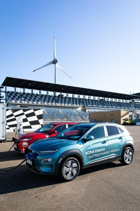 Hyundai KONA Electric establece nuevo récord de alcance de 1.026 kilómetros - hyundai-kona-electric_1