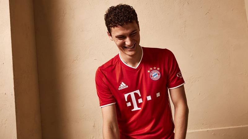 adidas presenta uniformes de clubes internacional para la temporada 2020/21 - jersey_bayern_munich_562126-800x450