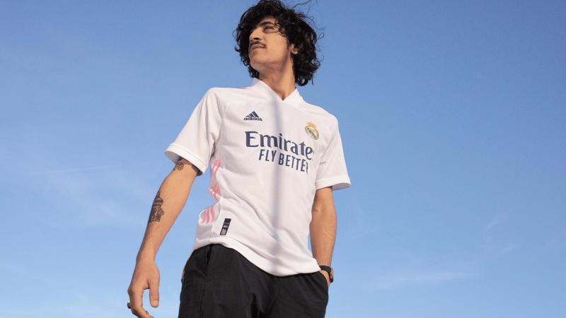 adidas presenta uniformes de clubes internacional para la temporada 2020/21 - jersey_real_madrid_3