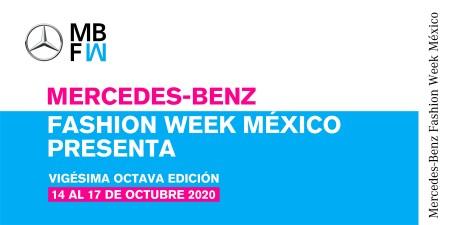 Mercedes-Benz Fashion Week anuncian su nueva edición en la Ciudad de México