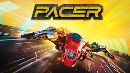 PACER: juego de carreras anti-Gravedad 4K llega el 17 de Septiembre a PC y Consolas