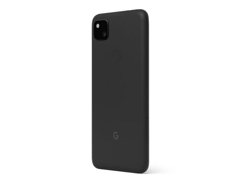 Pixel 4a: Google presenta su smartphone para competir en la gama media este 2020 - pixel-4a-back