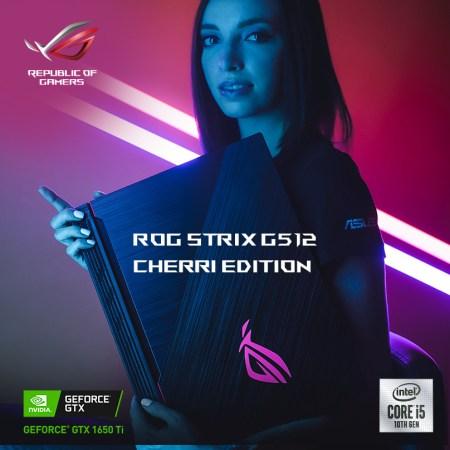 ROG Strix G15 Electro Punk CHERRI Edition: una gamer rosa