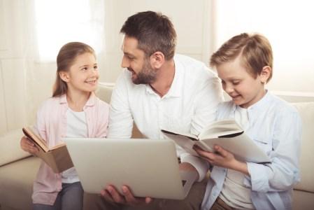 Cómo mantener la seguridad de los datos cuando le enseñas a tus hijos en casa