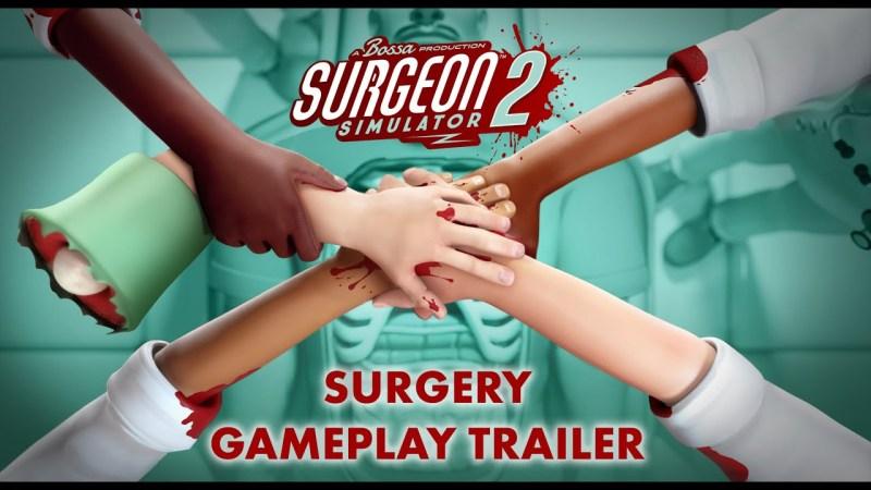 Surgeon Simulator 2 Lanza Pre-Acceso con nuevo trailer - surgeon_simulator_2_