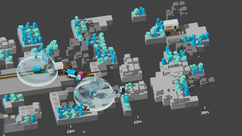 Unrailed!, videojuego de acción a toda máquina se lanza en consolas y PC el 23 de septiembre - unrailed_juegos_consola