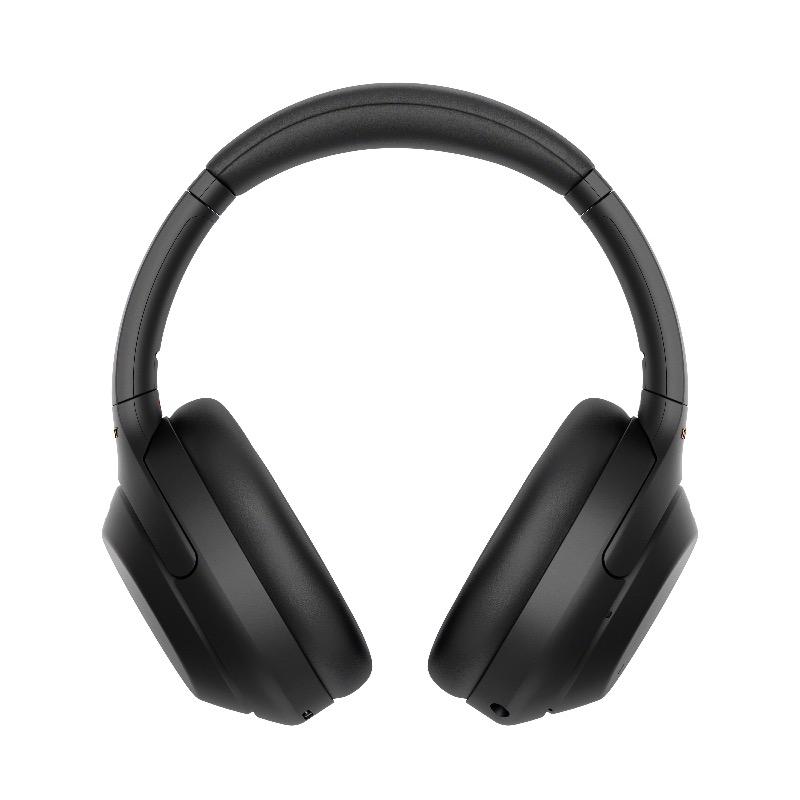 Sony lanza los audífonos inalámbricos WH-1000XM4 con cancelación de ruido - wh-1000xm4_b_front-large