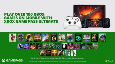 Xbox Project xCloud: disponible el 15 de septiembre, será parte de Game Pass Ultimate
