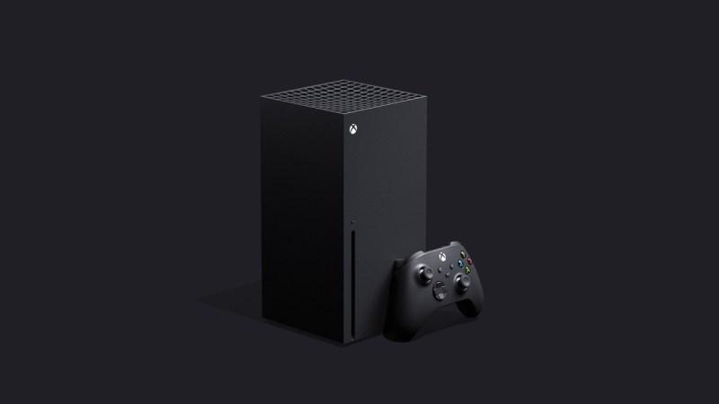Xbox Series X llega en noviembre con miles de videojuegos - xbox-series-x-consola-800x450