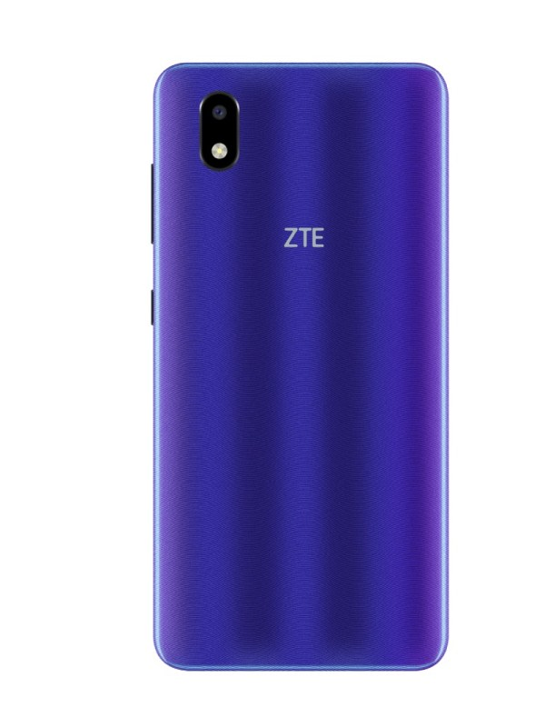 ZTE AXON 11, Blade A7 y Blade A3 2020 ¡ya disponible con AT&T! - zte-blade-a3-2020-back-azul