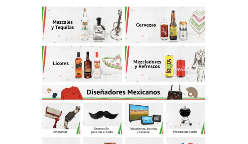 Amazon lanza tienda especial: fiestas patrias y promociones especiales - amazon-tienda-fiesta-patrias-800x466