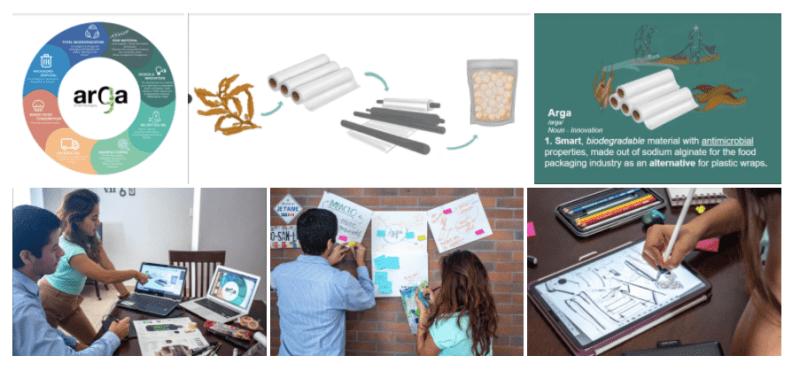 Los proyectos ganadores del James Dyson Award 2020 en México - arga-smart-packing