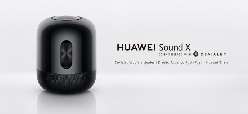 HUAWEI Sound X ¡ya disponible en preventa en México! - bocina_inalambrica_huawei_sound_x