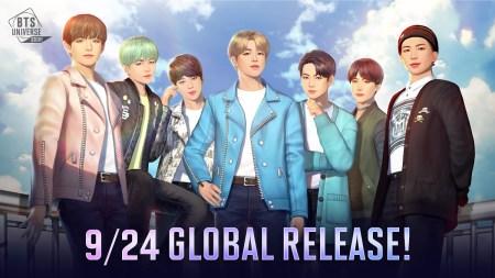 BTS Universe Story llegará a dispositivos móviles el 24 de septiembre