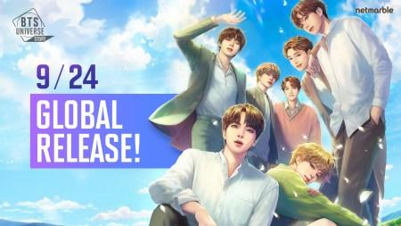 BTS Universe Story de Netmarble ¡ya disponible en iOS y Android!