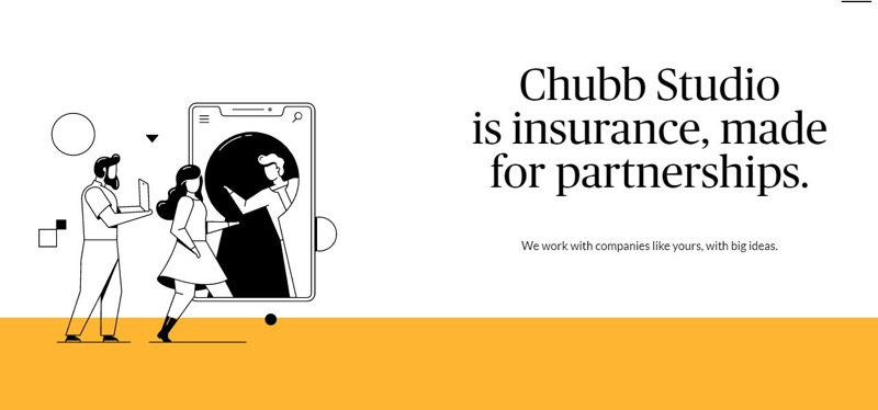 Chubb Studio, plataforma para vender seguros de manera digital - chubb_studio_2