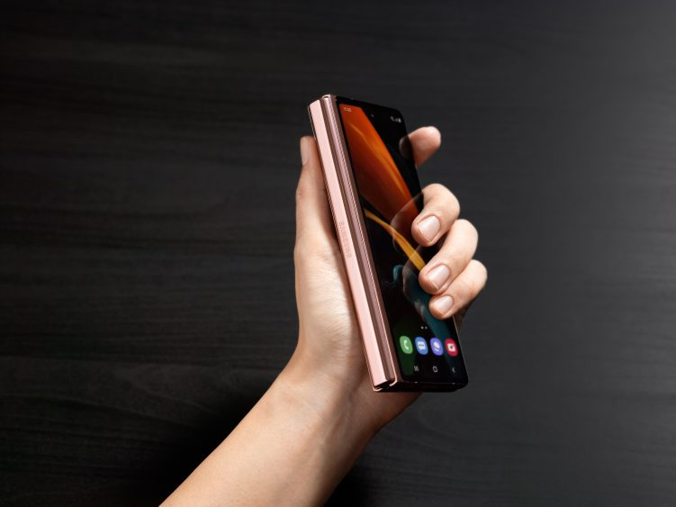 Samsung presenta Galaxy Z Fold 2 ¡conoce sus características! - galaxy-z-fold-2