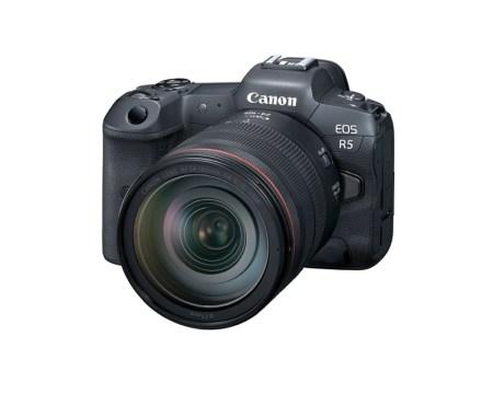10 cosas que debes saber de la nueva Canon EOS R5