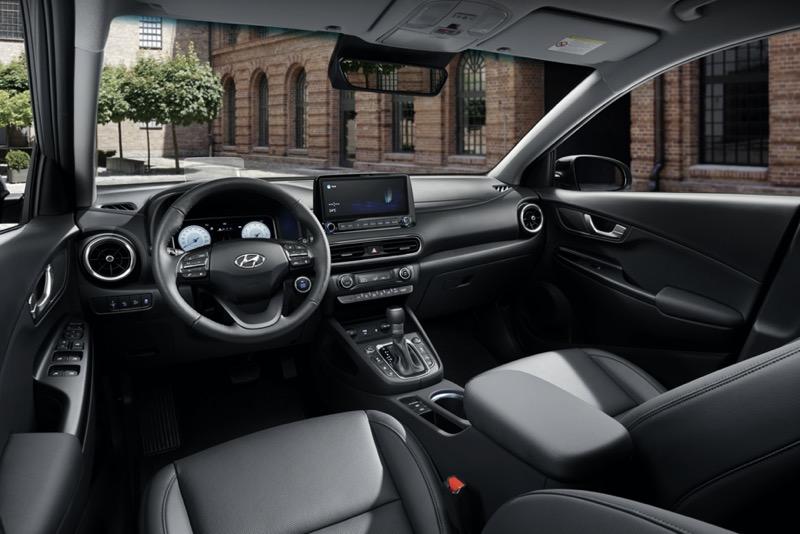 Hyundai presenta las mejoras para KONA y lanza la nueva línea deportiva KONA N - hyundai_kona_os_black