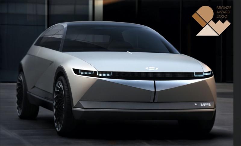 Son galardonados los vehículos concepto de Hyundai y su Weareble Robot - idea_bronze_hyundai-45_logo-800x485