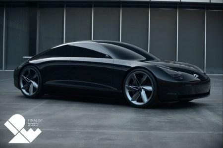Son galardonados los vehículos concepto de Hyundai y su Weareble Robot