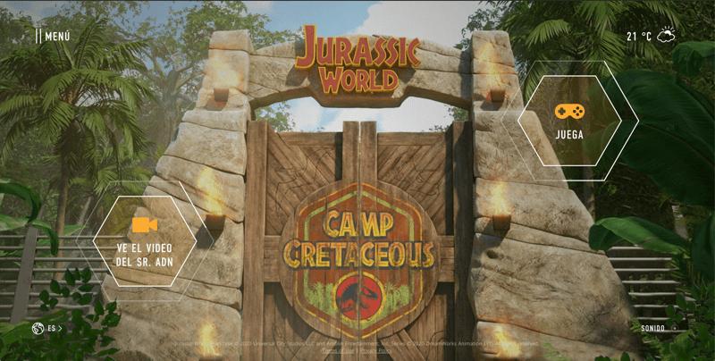 Netflix revela tráiler y sitio interactivo de Jurassic World Campamento Cretácico - jurassic-world-campamento-cretacico-800x404