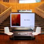 LG SIGNATURE y el Museo de Arte Moderno demostrarán como la tecnología complementa al arte