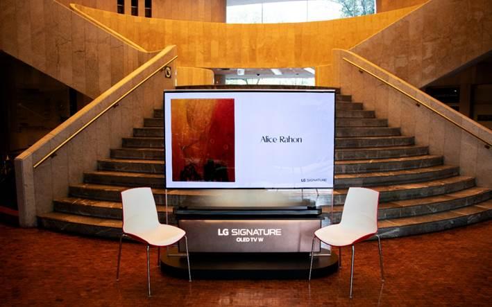LG SIGNATURE y el Museo de Arte Moderno demostrarán como la tecnología complementa al arte - lg-signature-museo-de-arte-moderno