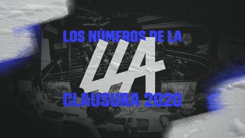 Final de la Liga Latinoamérica Clausura League of Legends la más vista de la historia de la región - numeros-lla-clausura-1-800x450