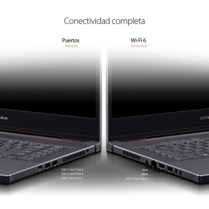 Nueva línea de laptops ASUS ProArt StudioBook para creadores de contenido - proart_studiobook_15_h500_asus