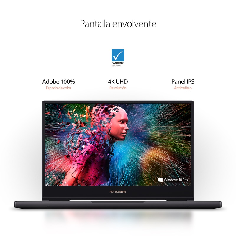 Nueva línea de laptops ASUS ProArt StudioBook para creadores de contenido - proart_studiobook_15_h500_asus_1