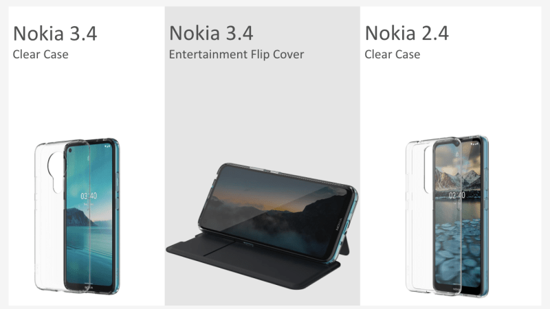 Nuevos smartphones: Nokia 3.4 y Nokia 2.4 ¡conoce sus características! - proteccion_soporte_smartphone_nokia-800x450