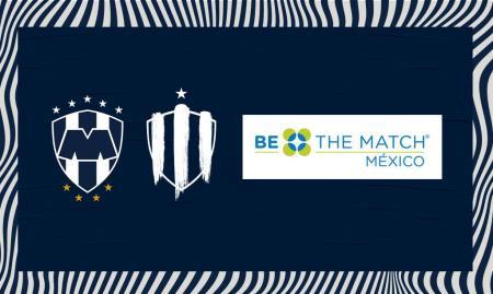 ¡Be The Match México y Rayados de Monterrey unen fuerzas para salvar vidas!