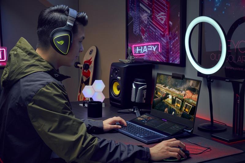 Zephyrus Duo 15, la laptop con doble pantalla para gaming llega a México - rog_zephyrus_duo_15_gx550_asus_2