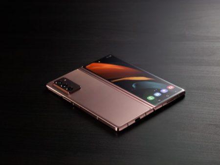 Samsung presenta Galaxy Z Fold 2 ¡conoce sus características!