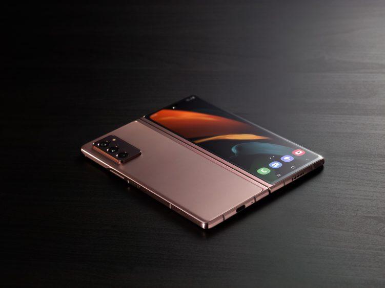 Samsung presenta Galaxy Z Fold 2 ¡conoce sus características! - samsung-galaxy-z-fold-2