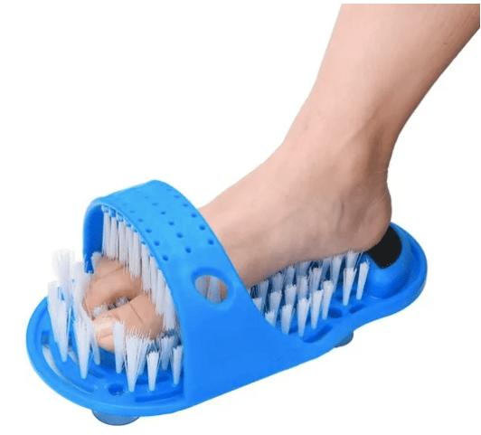 Productos raros que se venden en Mercado Libre - sandalia-limpiador-pies