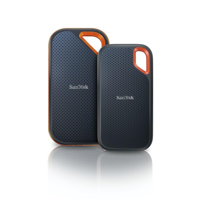 Western Digital lanza línea mejorada de unidades SSD SanDisk Extreme portátiles - sandisk-extreme-extreme-pro-portable-ssds_1