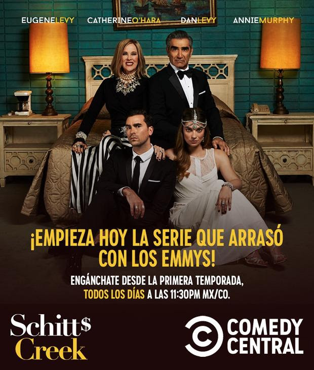 """Schitt's Creek"" la multi premiada y aclamada serie de comedia - schitts-creek"