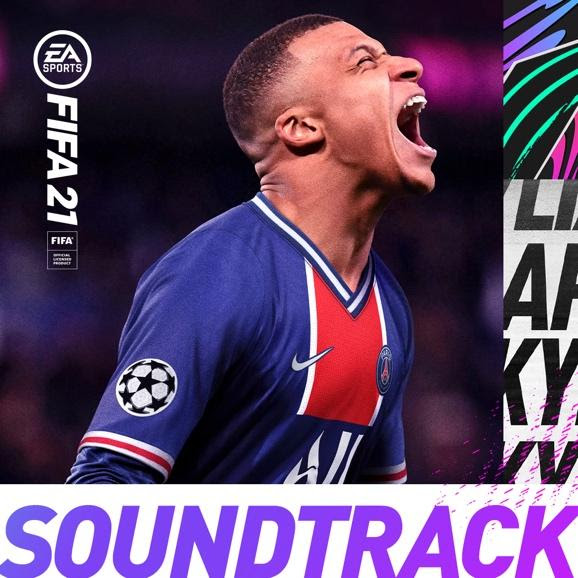 Electronic Arts anuncia el soundtracks oficial de FIFA 21 - soundtrack-ea-sports-fifa-21