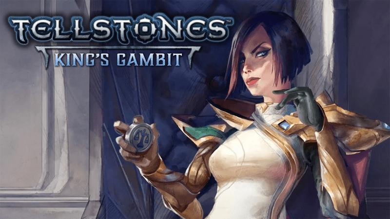 Tellstones: King 's Gambit, nuevo juego basado en el universo de League of Legends - tellstones-kings-gambit-800x450